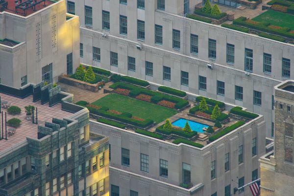 rooftop garden Roof garden - Wikipedia
