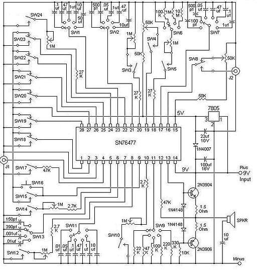 76477 Demo Circuit-C