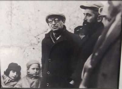 yitzhak ben tzvi ordered murder of de haan