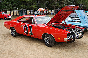 English: 1969 Dodge Charger