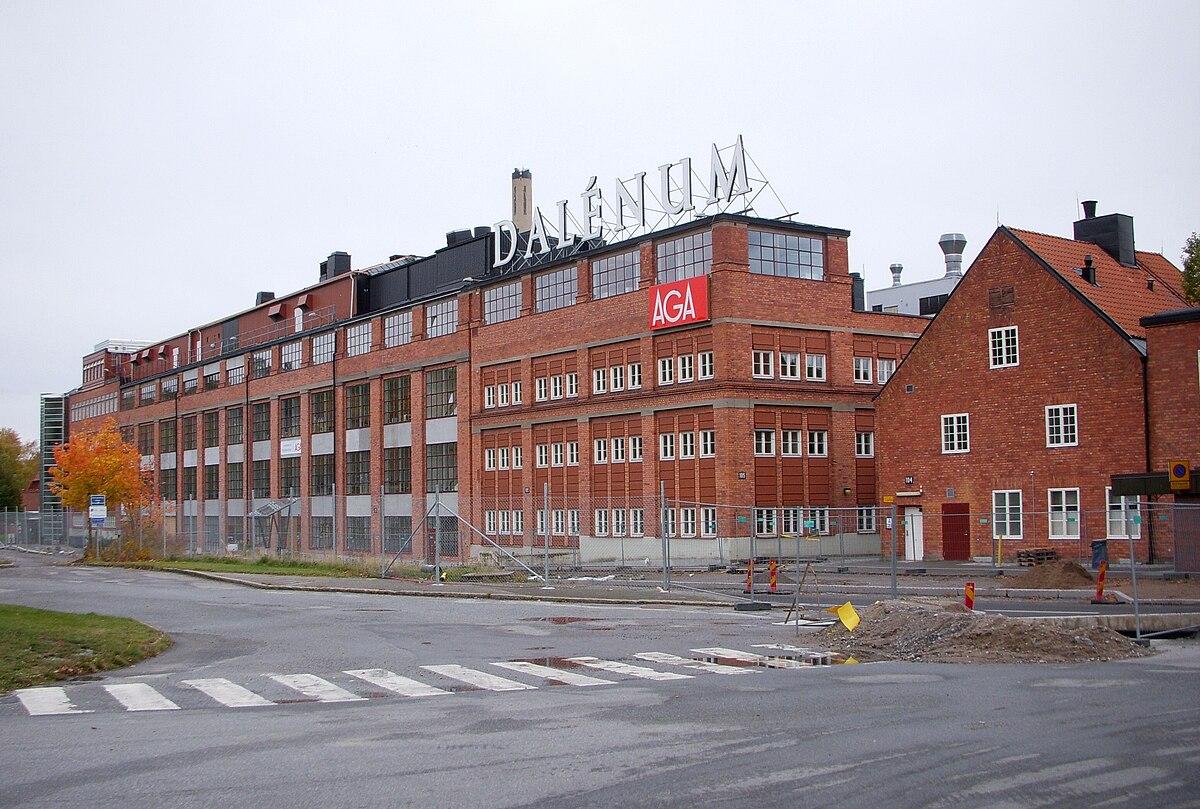 Aktiebolaget Gas-Accumulator – Wikipedia