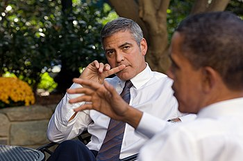 English: President Barack Obama discusses the ...
