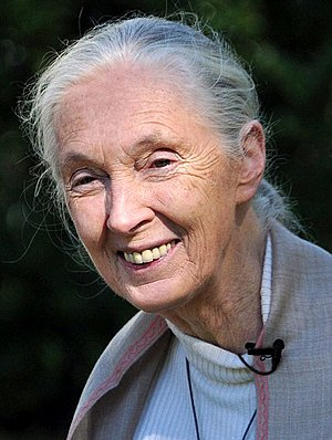 Jane Goodall attending the 18th Annual Hampton...