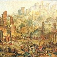 Crusader massacre of Jews