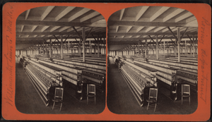 Mill no. 4. Roving department, by Folsom, A. H...