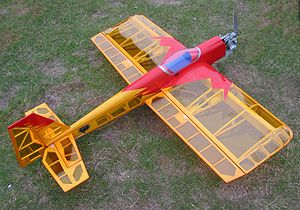 Radio-controlled aircraft