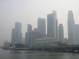 SG haze-skyline
