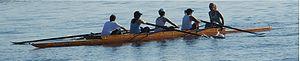 Toronto rowing team