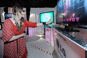 English: Actress Vera Farmiga at 2011 Independ...