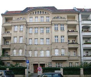 English: Apartment Building Heylstraße 29, 191...