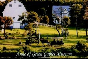 English: Carriage Ride at Anne of Green Gables...