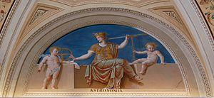 English: Representation of the astronomy in Va...