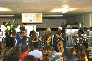A visit in the Black Hebrews community of Dimo...
