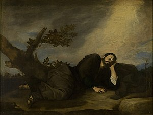 Jacob's dream (c. 1639), by Jose de Ribera, at...
