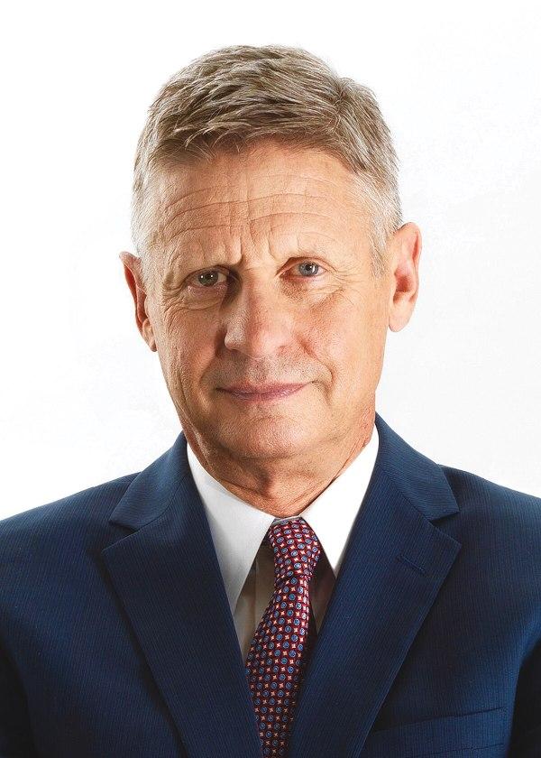 Gary Johnson - Wikipedia