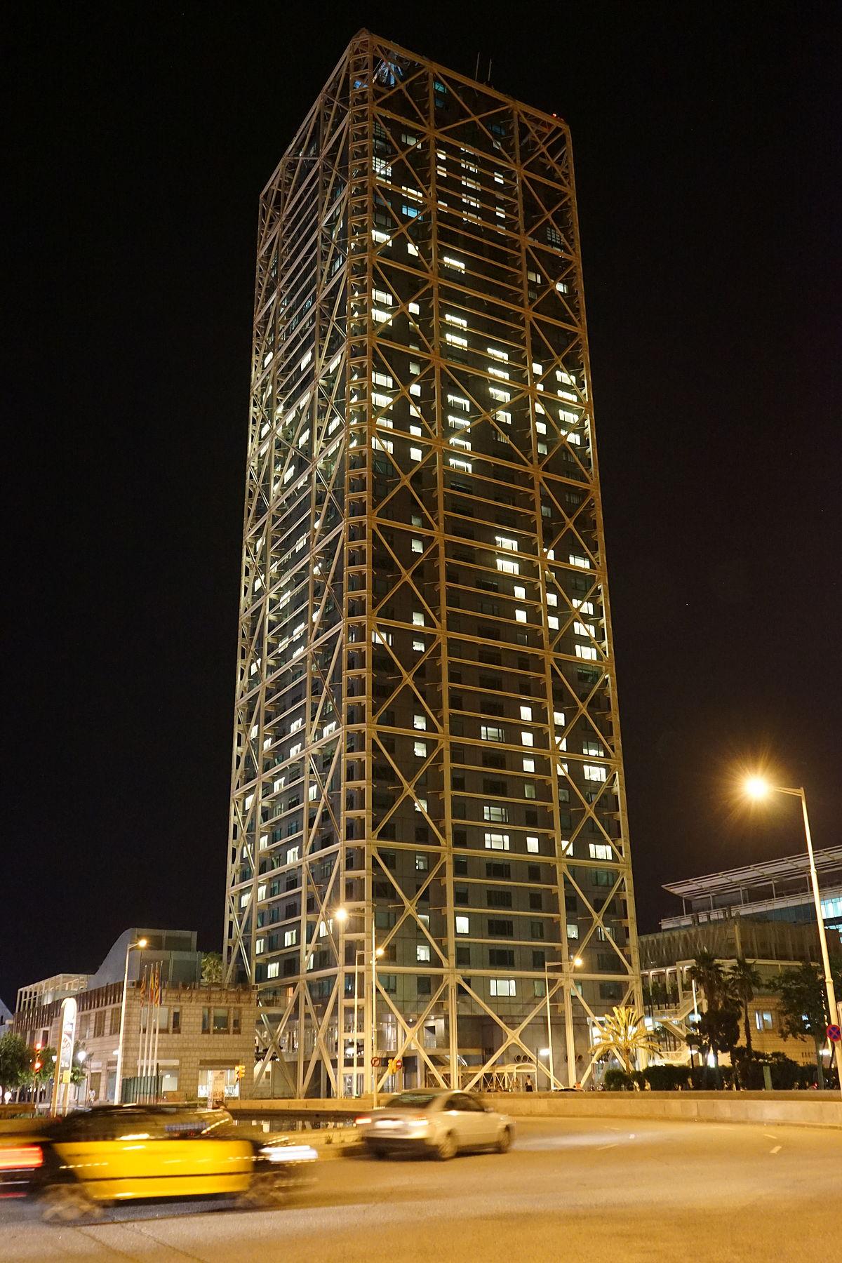 Hotel Arts Wikipedia