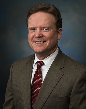 Jim Webb, United States Senator.