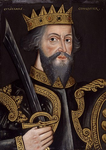 King William I ('The Conqueror'), by unknown a...