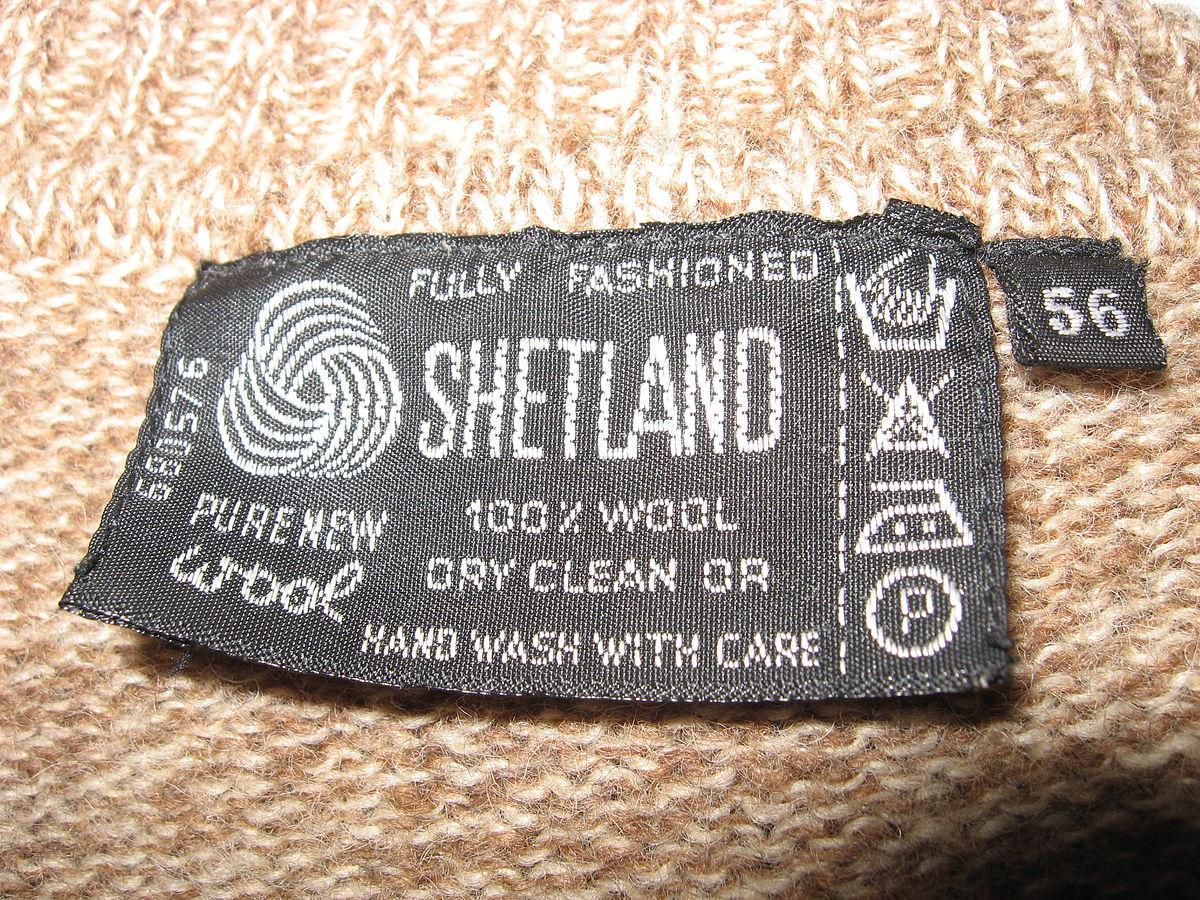 Etiquetage Pour L Entretien Des Textiles