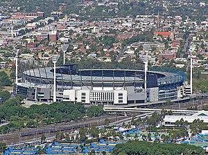 Melbourne MCG