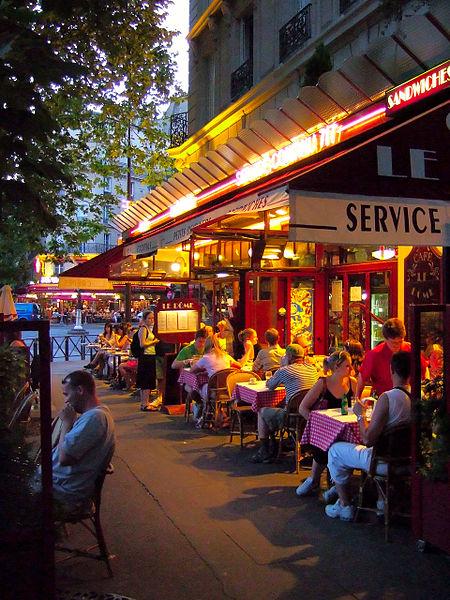 File:Paris Cafe Dusk.jpg