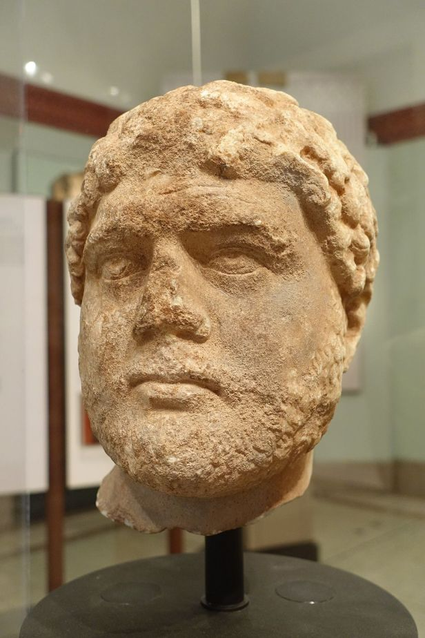 Penn Museum - Joy of Museums - Caracalla