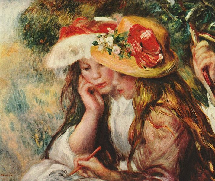Renoir - Les deux soeurs