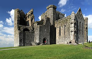The Rock of Cashel.