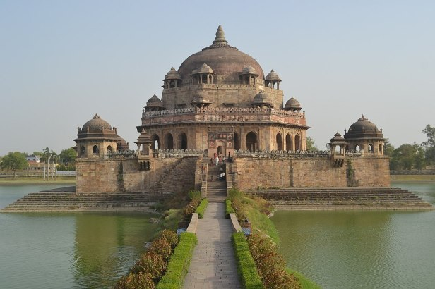 Image result for tomb of Sher Shah Suri