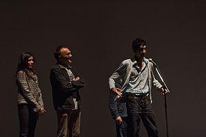 TIFF 2008 Slumdog Millionaire screening at Rye...