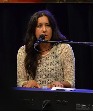 English: Vanessa Carlton performing live at Be...