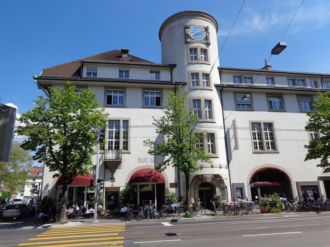 Zürich Volkshaus - 2014-04-23
