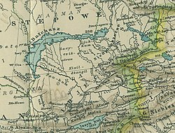 Балхаш — Википедия