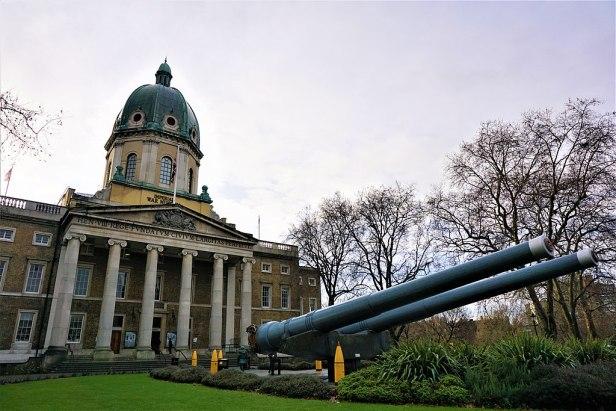 15 inch Naval Guns - Imperial War Museum - Joy of Museum 2
