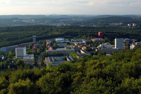 Universität des Saarlandes – Wikipedia