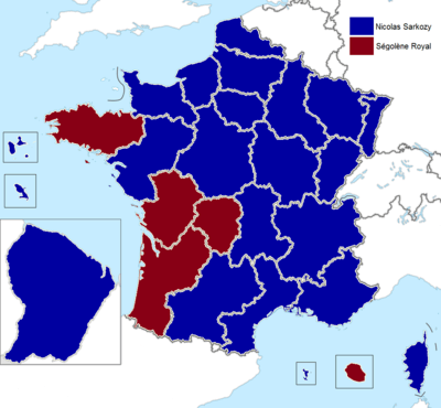 French presidential election, 2007 - Wikipedia