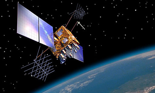 GPS uses quasars to get its own position