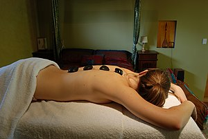 Relaxing Massage and/ or Beauty Treatments can...