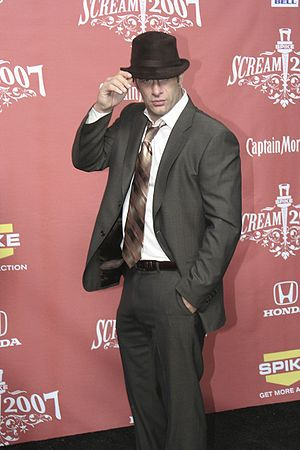 American actor Thomas Jane. Taken at the 2007 ...