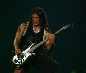 Robert Trujillo (Metallica)