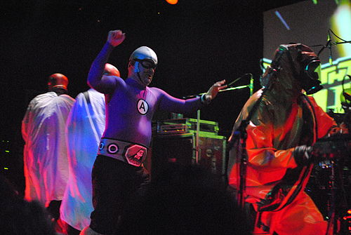 Image result for aquabats concert