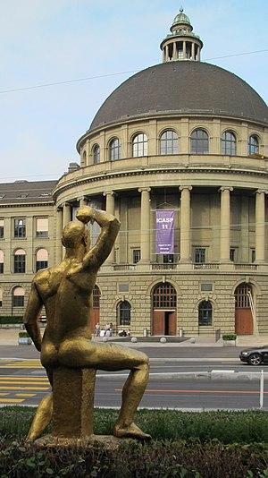 Deutsch: Zürich, Eidgenössische Technische Hoc...