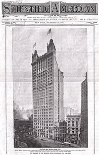 Park Row Building Wikipedia