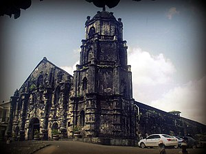 English: Mayon is a shortened version of Magay...