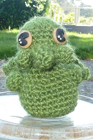 Scary crochet patterns...