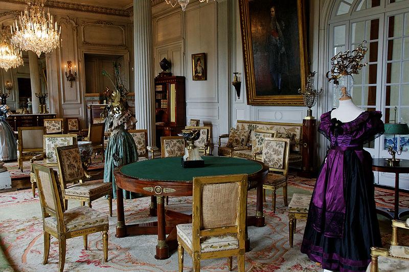 Château de Valençay Grand Salon 2