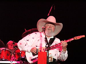 English: Charlie Daniels - Taken at the Countr...