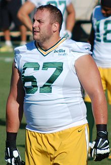 Packers Don Barclay (American football) - Wikipedia