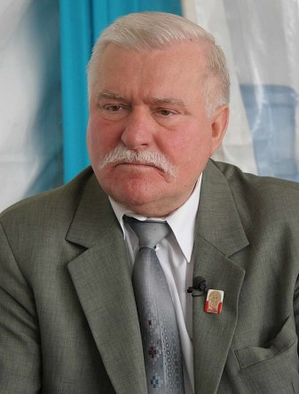 Image result for Lech Walesa