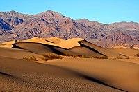 Death Valley.jpgのメスキート砂丘